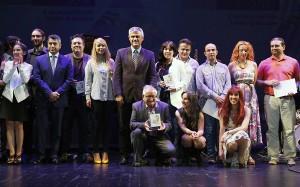 Premios Ciudad de Mostoles 18