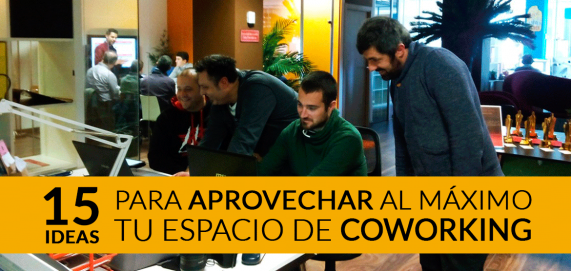 ideasparaaprovecharcoworking