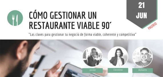 Como gestionar un restaurante viable