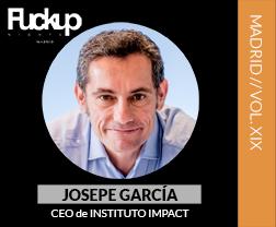 Josepe García Fuckup Nights