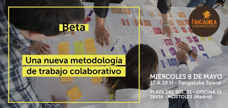 Taller BetaCards - Nueva metodología de trabajo Colaborativo