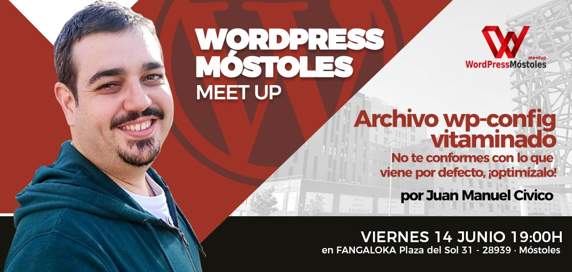 MeetuWp Archivo wp-config vitaminado
