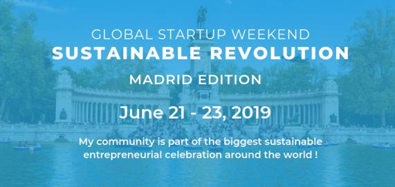 startup weekend madrid sostenibilidad