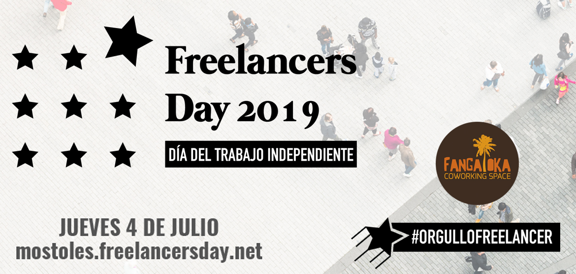 freelance day móstoles 2019