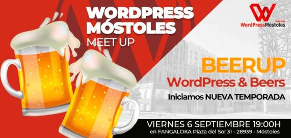 Meetup WordPress - Beerup
