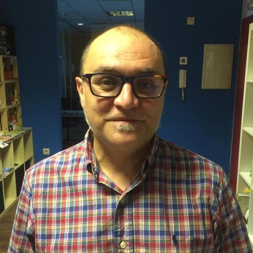 Arturo Magro coworker fangaloka