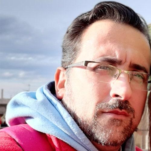 osé Martín Acero coworker fangaloka