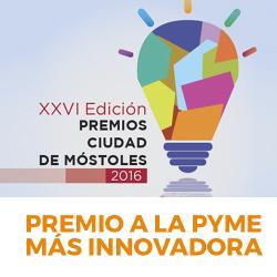 Premio coworking ciudad de móstoles pyme más innovadora fangaloka