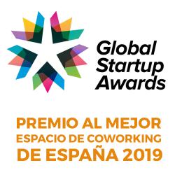 premio mejor coworking global startup awards spain