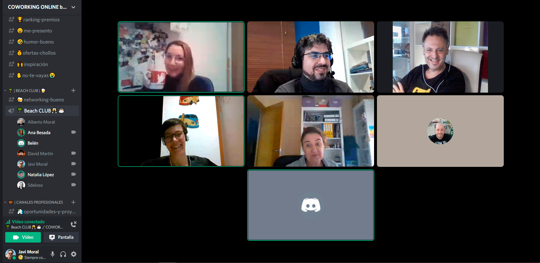 coworking-online-chat